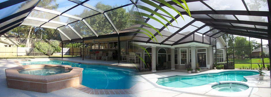 Pool Enclosures Jacksonville